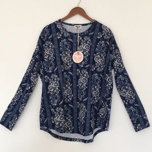 NWT Show Me Your Mumu Bosco Ski Top
